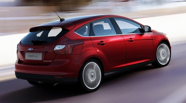 Nowy ford focus /