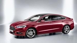 Nowy Ford Mondeo z... 1-litrowym silnikiem EcoBoost
