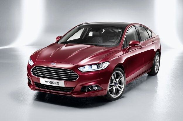 Nowy ford mondeo /