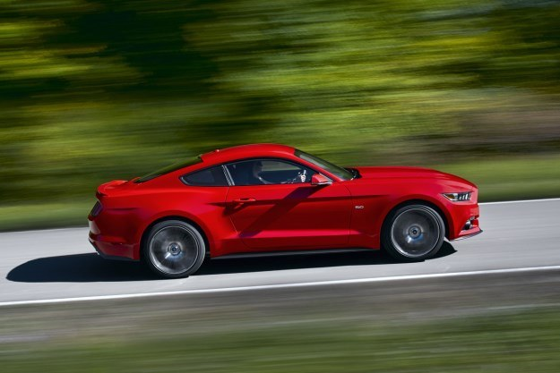 Nowy Ford Mustang /