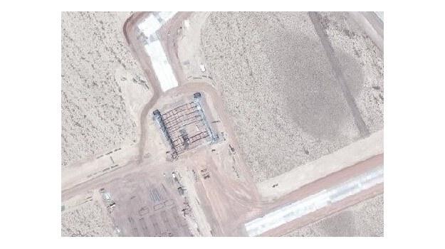 Nowy hangar w Strefie 51 /materiały prasowe