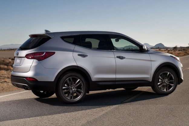 Tak Wygl Da Nowy Hyundai Santa Fe Motoryzacja W Interia Pl