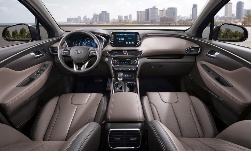 Nowy Hyundai Santa Fe /
