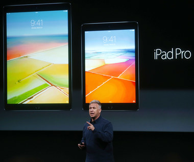 """Nowy iPad Pro - mniejszy, ale nie """"mini"""""""
