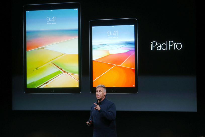 Nowy iPad Pro /AFP