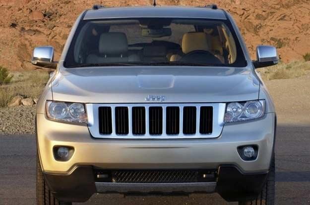 Nowy jeep /