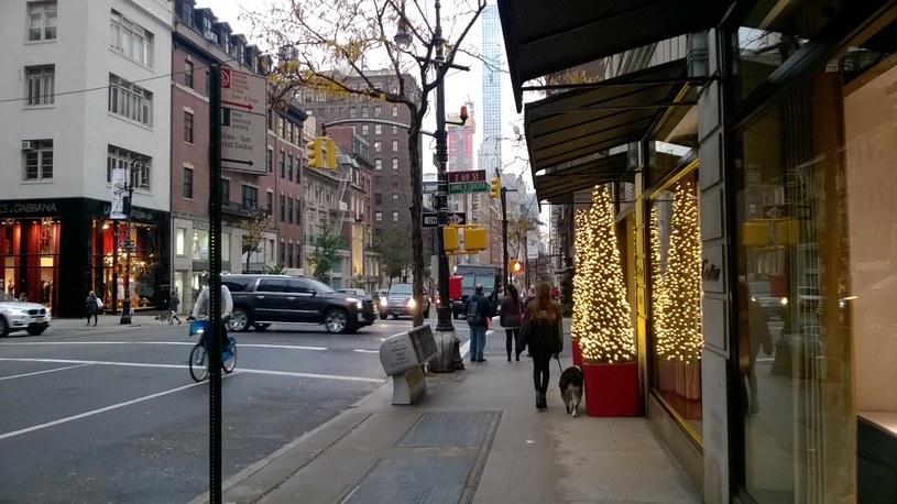 Nowy Jork 9 listopada /INTERIA.PL