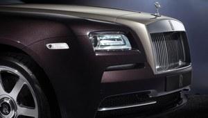 Nowy kabriolet Rolls-Royce'a - Dawn