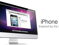 Nowy koncept iPhone'a 6