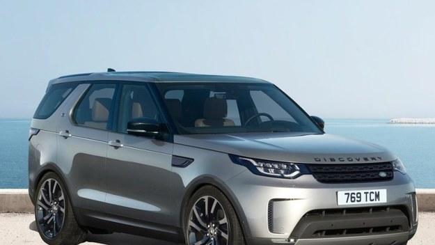 Nowy Land Rover Discovery wyceniony