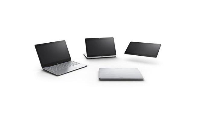 Nowy laptop Sony /materiały prasowe