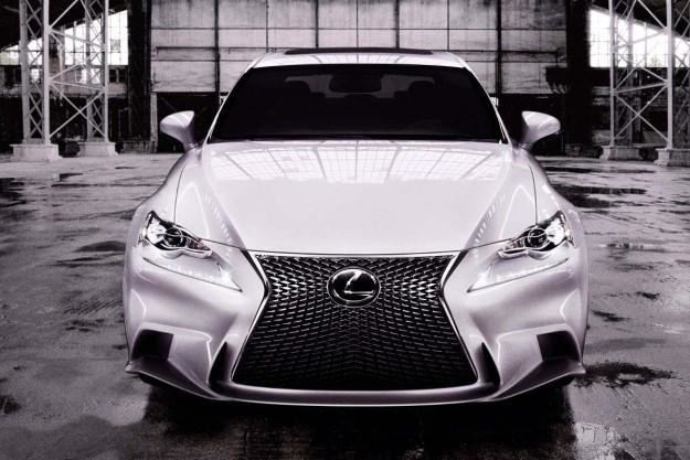 Nowy Lexus IS /