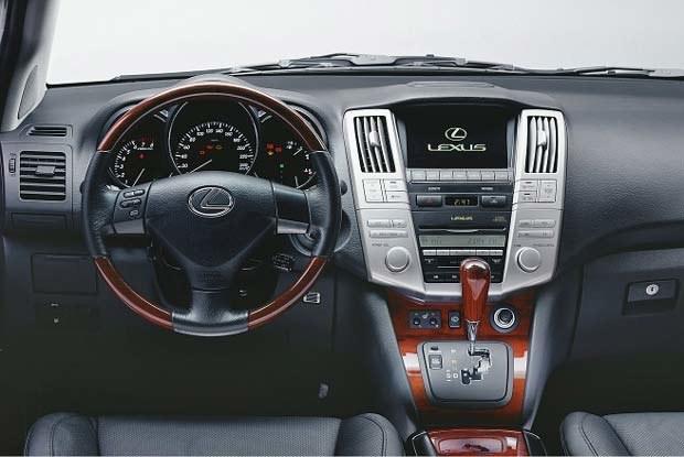 Nowy Lexus RX330 (kliknij) /INTERIA.PL