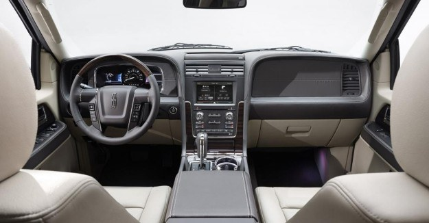 Nowy Lincoln Navigator /