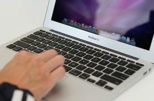 Nowy MacBook z wyświetlaczem Retina