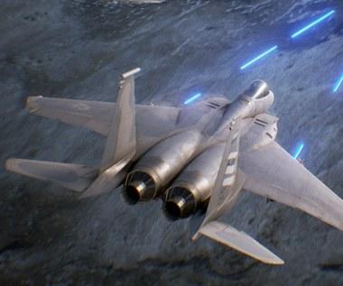 Nowy materiał z Ace Combat 7: Skies Unknown prezentuje starcie w trakcie burzy