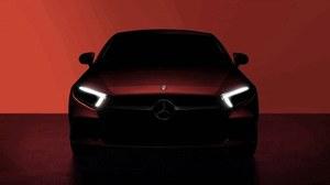 Nowy Mercedes CLS. Pierwsze zdjęcia