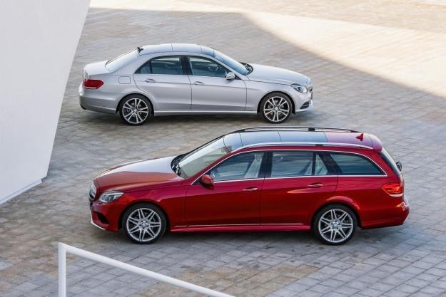 Nowy Mercedes klasy E /