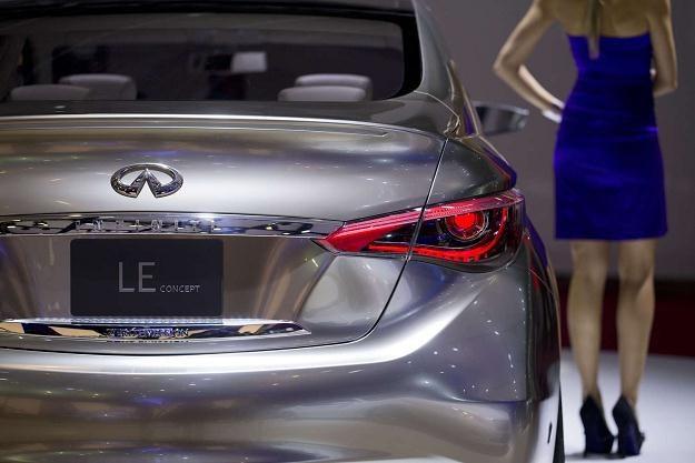Nowy model Infiniti będzie produkowany przez Nissana /AFP