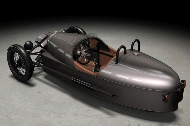 Nowy model Morgana /INTERIA.PL
