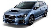 Nowy model Subaru w Europie - Levorg