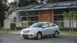 Nowy Nissan Almera - sedan z myślą o rosyjskim rynku