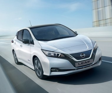 Nowy Nissan Leaf już w Polsce. Znamy ceny