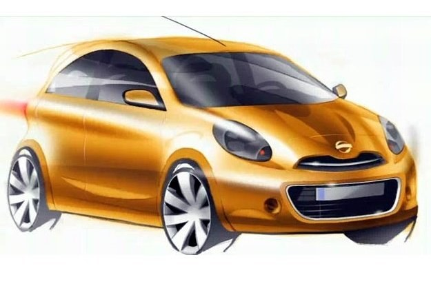 Nowy nissan micra /