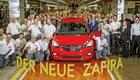 Nowy Opel Zafira już w produkcji