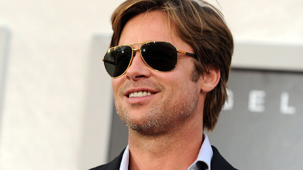 Nowy Orlean to kulturowy skarb Ameryki - przekonuje Brad Pitt / fot. Kevin Winter /Getty Images/Flash Press Media