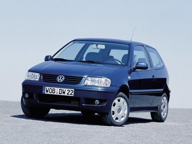 Nowy pas przedni – tylko w wersji hatchback. /Volkswagen