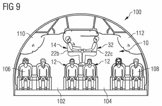 Nowy pomysł firmy Airbus /materiały prasowe