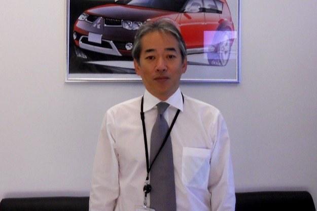 Nowy prezes polskiego oddziału Mitsubishi /