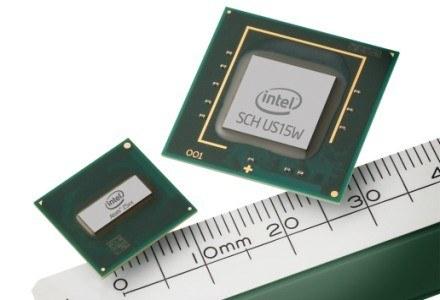 Nowy procesor Intel Atom zaprezentowany na tagach w CeBIT w Hanowerze /materiały prasowe