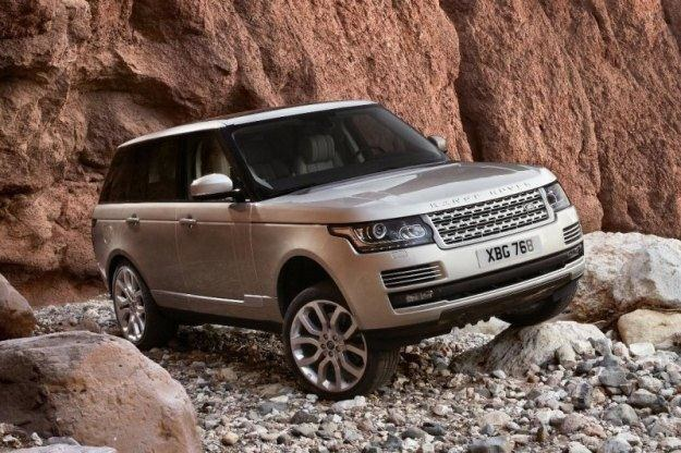 Nowy range rover /