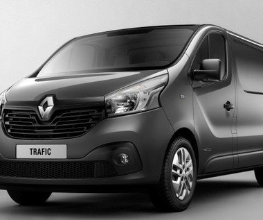 Nowy Renault Trafic