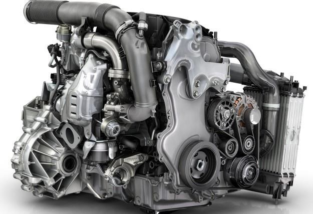 Nowy silnik Renault /