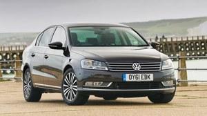Nowy silnik w Volkswagenie Passacie