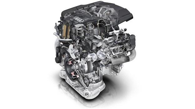 Nowy silniki 3.0 TDI V6 Audi /Audi
