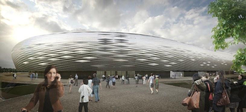 Nowy Stadio Friuli /materiały prasowe