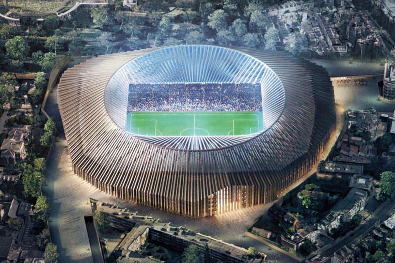Nowy stadion Chelsea pomieści 60 000 widzów, będzie gotowy na start sezonu 2021/22 /materiały prasowe