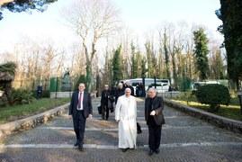 Nowy styl papieskich rekolekcji