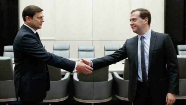 Nowy szef Roskosmosu /materiały prasowe