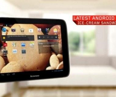 Nowy tablet Lenovo z matrycą IPS i Androidem 4.0