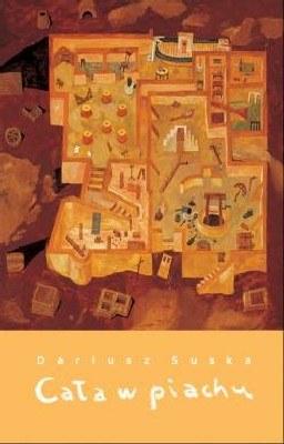 Nowy tomik Dariusza Suski można już znaleźć w księgarniach /materiały promocyjne