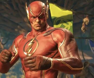 Nowy trailer Injustice 2 przedstawia postać Flasha