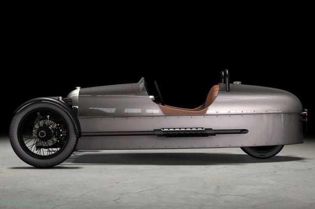 Nowy trójkołowy pojazd Morgana /INTERIA.PL