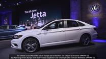 Nowy Volkswagen Jetta (wersja USA)