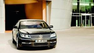 Nowy Volkswagen Phaeton - wbrew rozsądkowi?