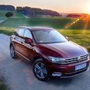 Nowy Volkswagen Tiguan - rodzinny SUV naszpikowany technologiami